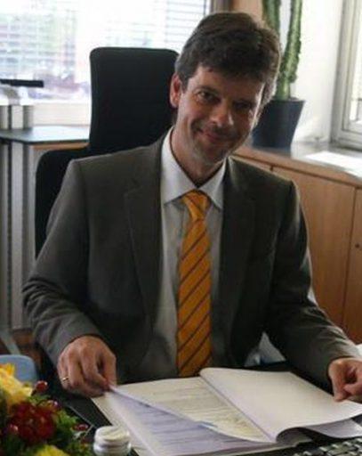 georg-riedmann bürgermeister von Markdorf